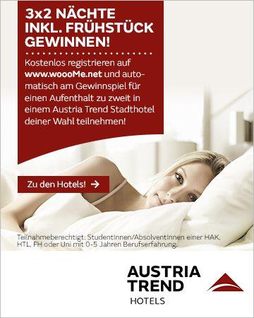 AUSTRIA Trend Hotels Aktion